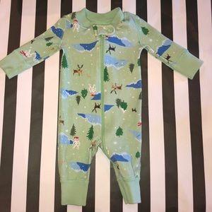 Hanna Andersson Newborn Pajamas